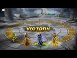 Summoners war farm glory arena 3 gold Charlotte Pungbaek Tiana Galleon