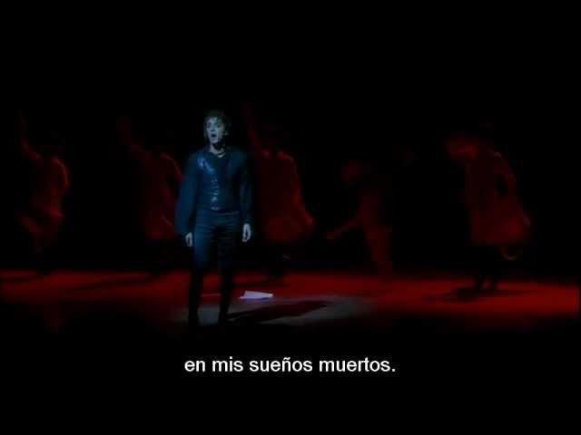 Mozart l'Opéra Rock - Je dors sur des roses (Subtitulado en español).avi