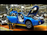 2017 Opel Insignia Assembly &amp Production Line - Grand Sport OPC