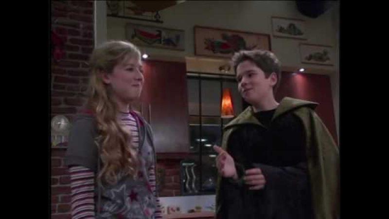 Дженнет и Нейтан за кадром 1 сезона