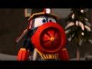 Мультфильм для детей про паровозики – Роботы-поезда 🚄 – Один за всех и все за о ...