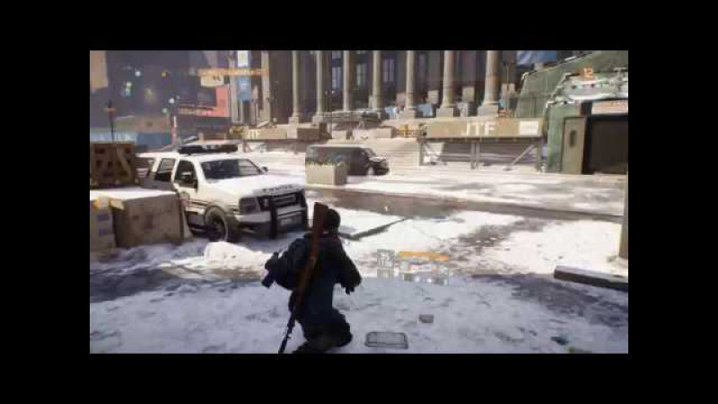 Tom Clancy's The Division Gameplay