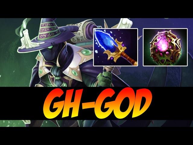 THE BEST RUBICK IN THE WORLD! - GH-GOD 8500MMR - Vol 6 - Dota 2
