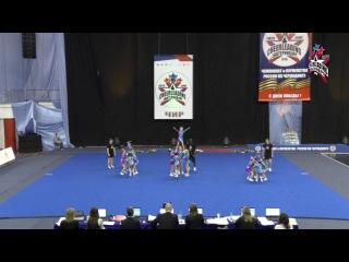 Первенство России 2016 - Чир (Дети) - Скайлайн Кидс