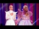 720p HD Sasha Velour vs Peppermint   It's Not Right But It's Okay WINNER ANNOUNCEMENT