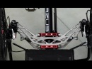 AZUB Ti-FLY - Full suspension recumbent trike intro