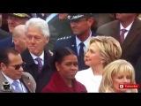 Bill Clinton BUSTED by Hillary Staring at Ivanka Trump. Билл клинтон спалился перед женой.