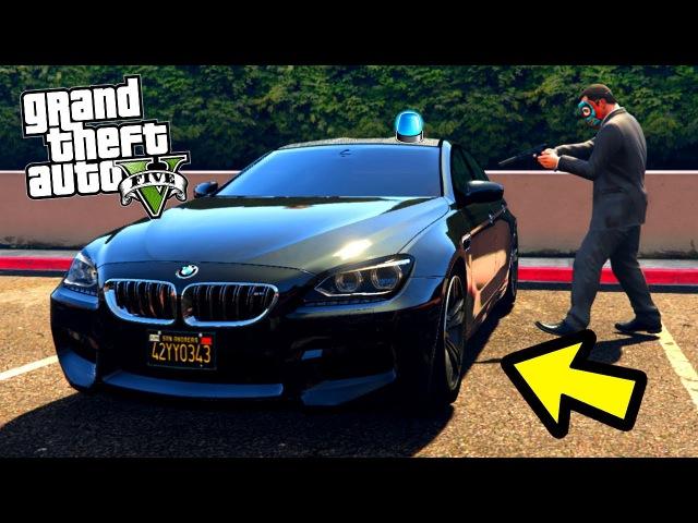 РЕАЛЬНАЯ ЖИЗНЬ В GTA 5 - УГНАЛ BMW M6 ЗА 100.000$ ДЛЯ ПРЕЗИДЕНТА! ТЮНИНГ КРУТОЙ ТАЧКИ! ГТА В...