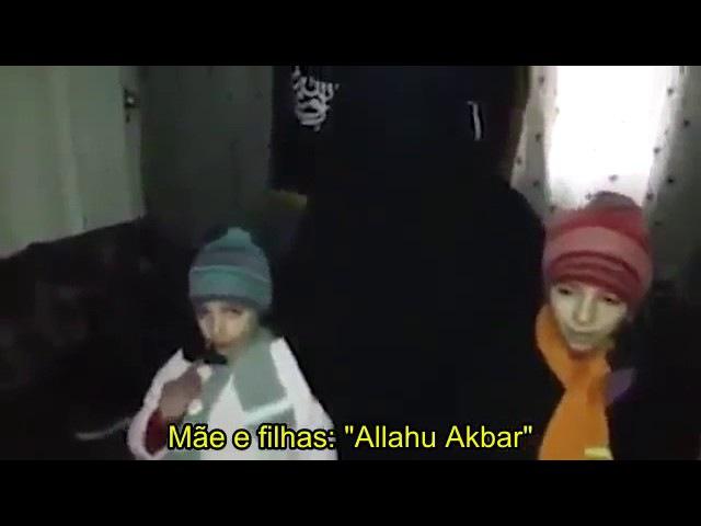 Síria: pais enviam filhas para morrer como 'crianças-bombas'