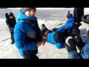 Зимние забавы детей - 3. Смотреть всем! Море позитива! unostmk
