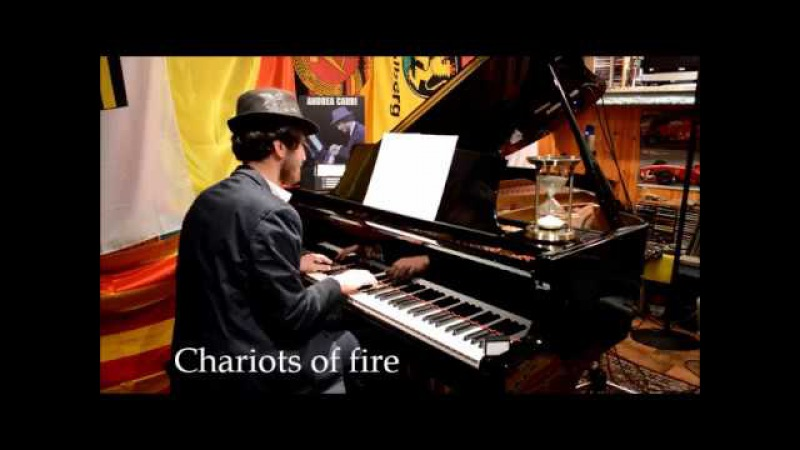 Vangelis - Chariots of fire (cover by Andrea Carri)