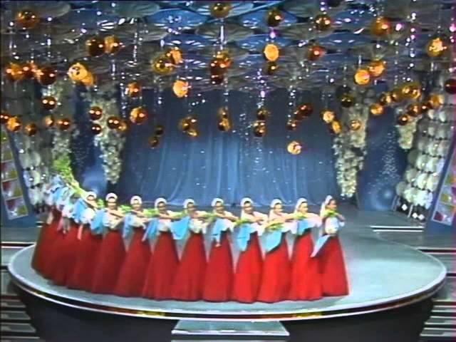 Берёзка Русский девичий хоровод Ансамбль Берёзка 1982