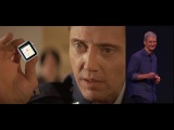 Christopher Walken presents Apple Watch