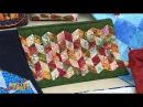 Técnica espinha de peixe Singer Patchwork 7285