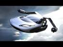 FLYING CAR - Terrafugia TF-X - The Future of Transportation?