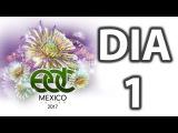 Electric Daisy Carnival EDC Mexico 2017 Dia 1 #EDCMX (60FPS)