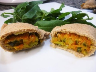 Empanadas veganas 2 - Recetas de cocina saludable