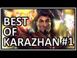 Hearthstone Best of Karazhan - Funny and Lucky Moments, Rng Plays and Fails | 1st week