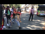 T-Squad Hits The LBC ( Long Beach )  OfficialTSquadTV  Tommy The Clown