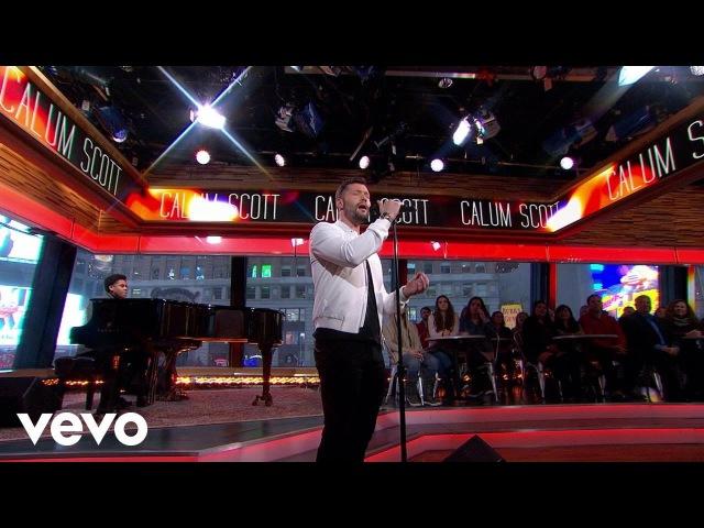 Calum Scott - Dancing On My Own (Live on GMA)