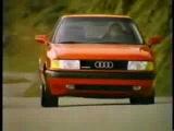 Реклама AUDI 80 90 QUATTRO