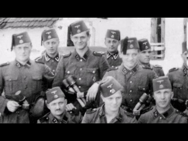 Mart 1944 Ulazak Handschar Divizije u Bosnu