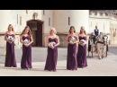 Свадьба во Франции Арнольд и Элисон Шато Шалей