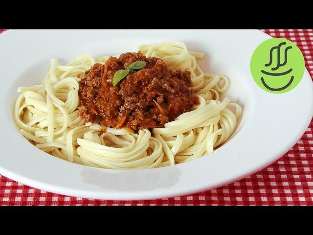 Spagetti Bolonez - Bolonez Soslu Makarna