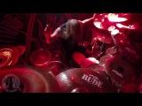 Behemoth-Alas, Lord is Upon Me (Drum Cam)