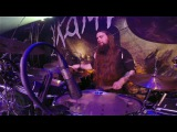 DIABOLICAL@Wolve's Choir-live in Poland 2016 (Drum Cam)