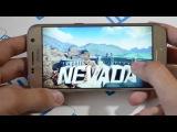 Обзор копия Samsung Galaxy S7 - тест игры ASPHALT 8