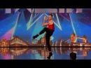 Britain's Got Talent 2015 S09E06 Luca Calo Strange Song & Dance Performance