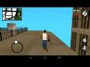 Gta San Andreas android 1.08, немножко безумия