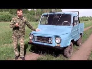 Гараж особого назначения 1 ЛуАЗ внедорожник за 10 000 рублей