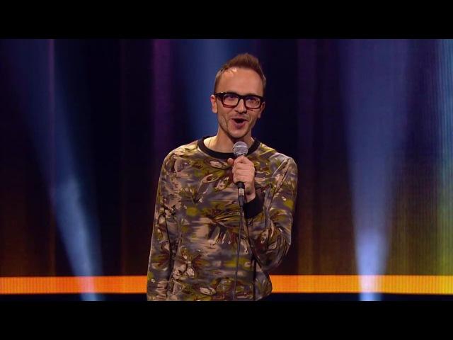 Открытый микрофон: Павел Залуцкий - Я гей из сериала Открытый микрофон смотреть ...