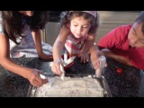 Make a Cake Childrens Song Birthday Cake Recipe Ordinal Numbers Counting songs Patty Shukla