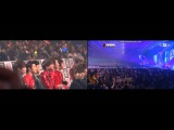 121130 MAMA EXO reaction (for Suzy Miss A