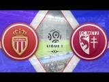 Монако 5:0 Мец | Французская Лига 1 201617 | 25-й тур | Обзор матча