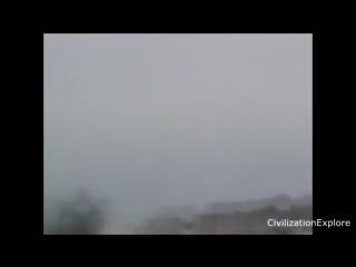 Как падают вертолеты