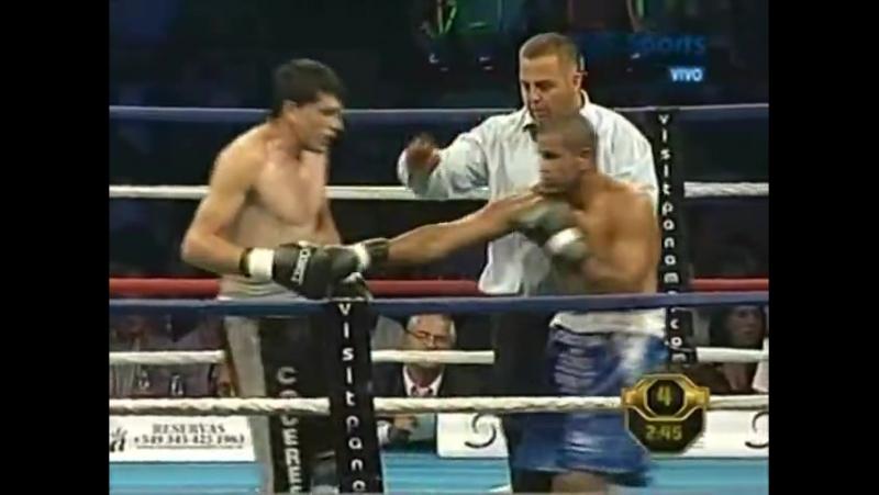 Marcelo Esteban Coceres vs Juan Alberto Nicolas Cuellar (06-12-2013)