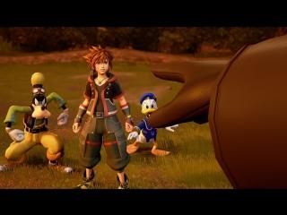 Kingdom Hearts III —новый трейлер