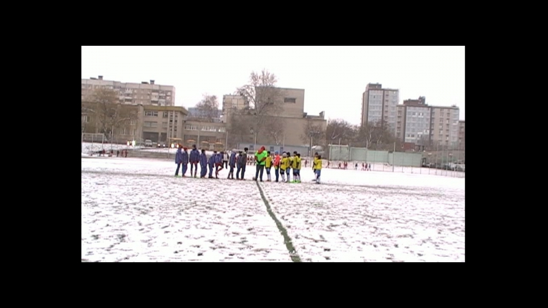 27.03.2017 моменты 1тайма ФК Медведи 2005 - ФК Барс 2005