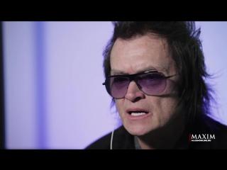 Русские клипы глазами Гленна Хьюза⁄Glenn Hughes (Видеосалон №27)