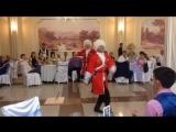 Танец кавказский)) С кинжалами!