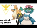 Shwed, Allakez and BublikChem messing with enemy gyms (fights compilation)