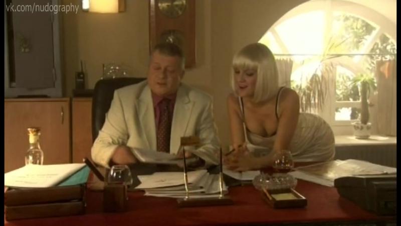 Наталья Швец в сериале Крест в круге (2009, Дмитрий Федоров) - 4 серия