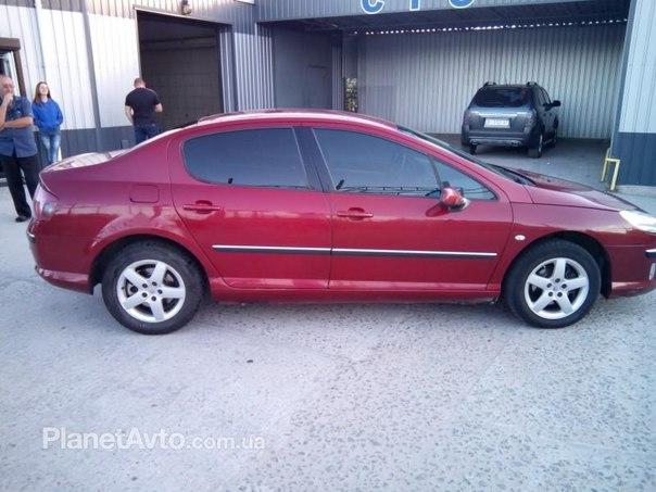 Peugeot 407, 2006г. Цена: 4181 грн./мес. в г.Кременчук№: 257072 Peug