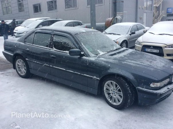 BMW 740 D, 2001г. Цена: 5441 грн./мес. в г.Тернополь№: 268835 BMW 74