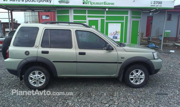 Land Rover Freelander, 2005г. Цена: 6515 грн./мес. в г.Мукачевоhttp:/