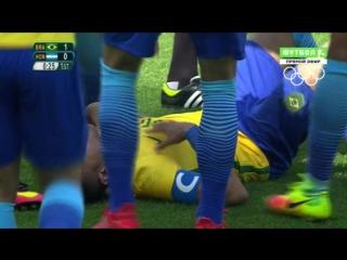 Բրազիլիա (օլ) - Հոնդուրաս (օլ). Նեյմարի գոլը խաղի 14-րդ վայրկյանին